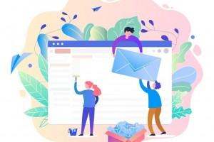 مدیریت و ایجاد ایمیل و forwarder در سایت ساز وبیکا